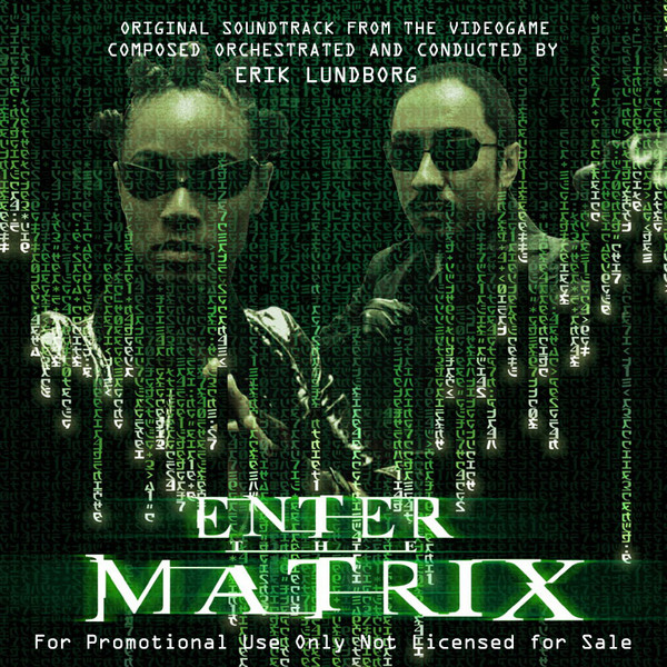 OST Enter The Matrix -(2003)