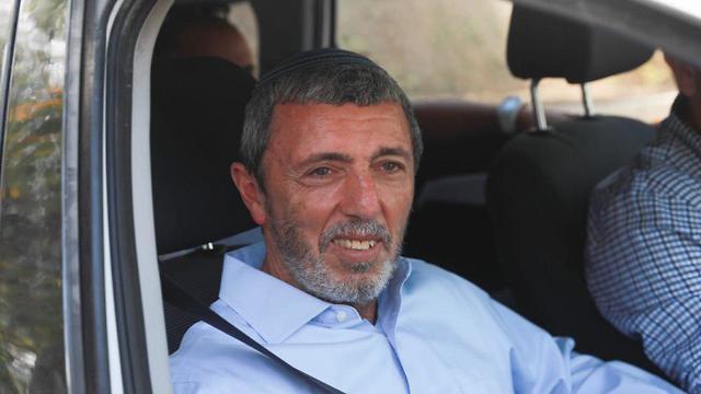 Министр и раввин Рафи Перец